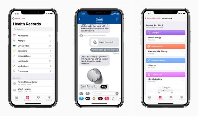 iOS 11.3 cho tai ve, co the kiem tra suc khoe pin iPhone hinh anh 1