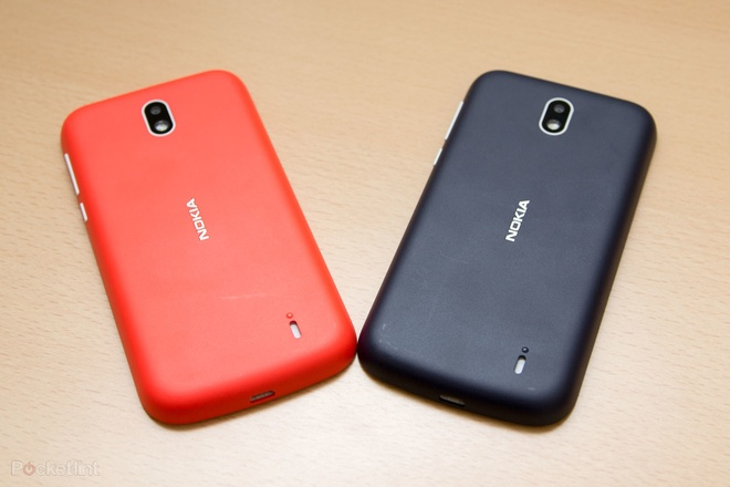 Nokia 1 len ke tai Viet Nam voi gia 1,9 trieu dong hinh anh