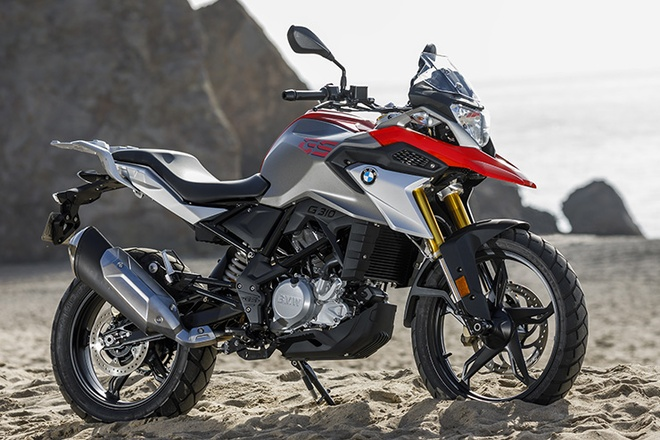 BMW G 310 R va BMW G 310 GS sap len ke tai Viet Nam hinh anh 2