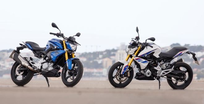 BMW G 310 R va BMW G 310 GS sap len ke tai Viet Nam hinh anh 1