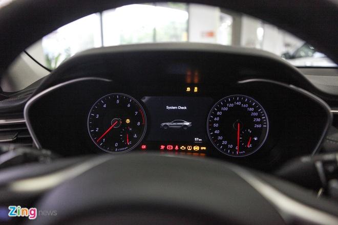 Genesis G70 - doi thu moi cua Mercedes C-Class tai VN hinh anh 8
