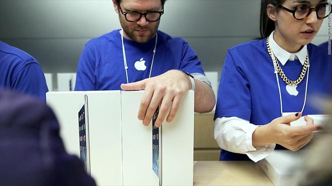 Apple giau nhat the gioi nhung nhan vien cua ho thi khong hinh anh