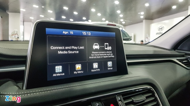 Genesis G70 - doi thu moi cua Mercedes C-Class tai VN hinh anh 6
