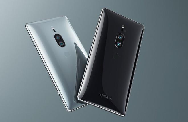 Xperia XZ2 Premium bat ngo ra mat: Camera kep, man hinh 4K HDR hinh anh