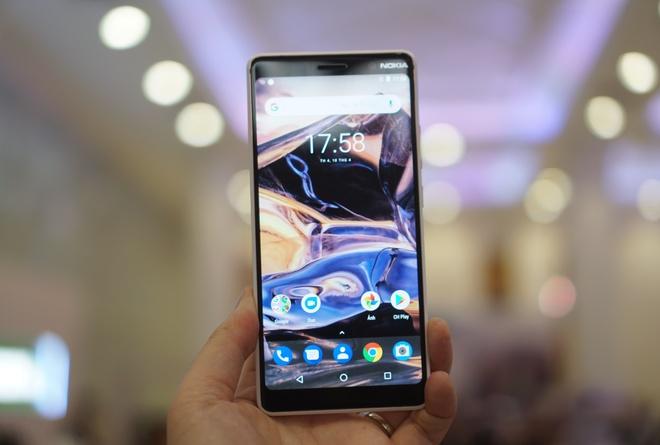 Nokia 6, 7 Plus về Việt Nam, giá 6 và 9 triệu đồng - Mobile