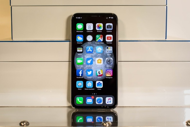 Apple that vong tran tre voi doanh so iPhone X hinh anh
