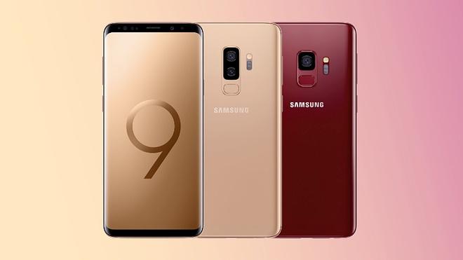 Galaxy S9 tiep tuc them mau moi, ban tai VN thang 6 hinh anh