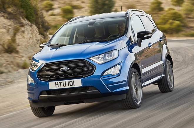 Consumer Reports: 'Ford EcoSport la noi that vong' hinh anh