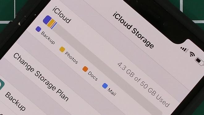 Apple keo kiet vai GB iCloud voi nguoi dung den bao gio? hinh anh