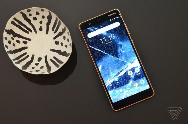 Nokia 5.1, 3.1 va 2.1 gia re trinh lang, gia tu 115 USD hinh anh 2