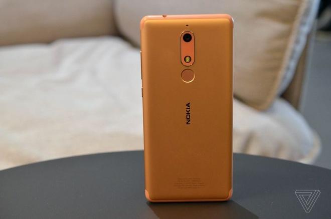 Nokia 5.1, 3.1 va 2.1 gia re trinh lang, gia tu 115 USD hinh anh