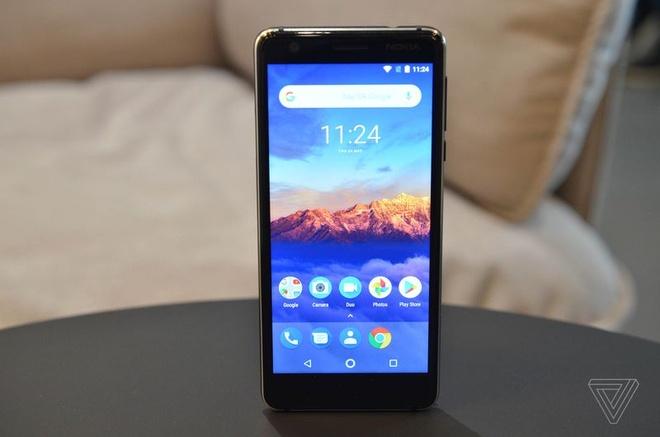 Nokia 5.1, 3.1 va 2.1 gia re trinh lang, gia tu 115 USD hinh anh 7