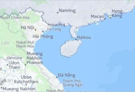 Facebook sua ban do nhung van goi Hoang Sa - Truong Sa la 'Tam Sa' hinh anh