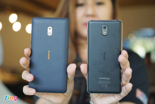Nokia 2.1, 3.1 gia re, chay Android goc ve Viet Nam hinh anh 12