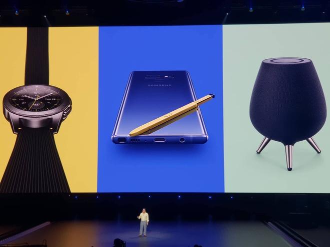 Galaxy Note9 ra mat: Manh me, pin khoe, but S Pen moi hinh anh 20