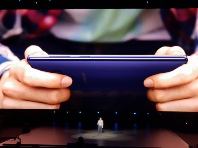 Galaxy Note9 ra mat: Manh me, pin khoe, but S Pen moi hinh anh 8
