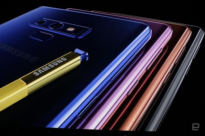 Galaxy Note9 ra mat: Manh me, pin khoe, but S Pen moi hinh anh 10