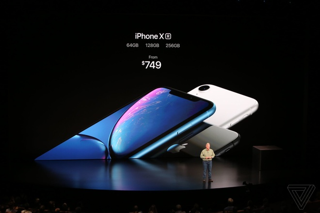 iPhone XS, XS Max, XR ra mat: Camera va pin tot hon, co ban 2 SIM hinh anh 46