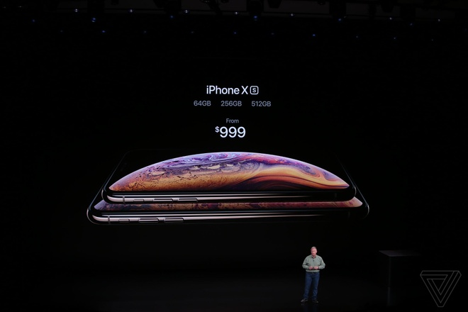 iPhone XS, XS Max, XR ra mat: Camera va pin tot hon, co ban 2 SIM hinh anh 47