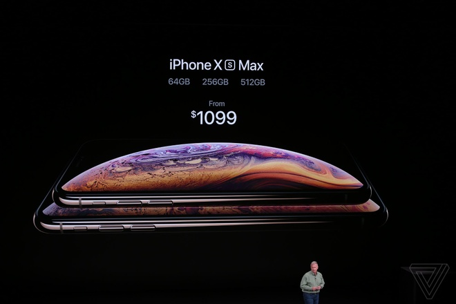 iPhone XS, XS Max, XR ra mat: Camera va pin tot hon, co ban 2 SIM hinh anh 48