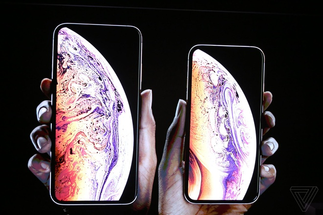 iPhone XS, XS Max, XR ra mat: Camera va pin tot hon, co ban 2 SIM hinh anh 28
