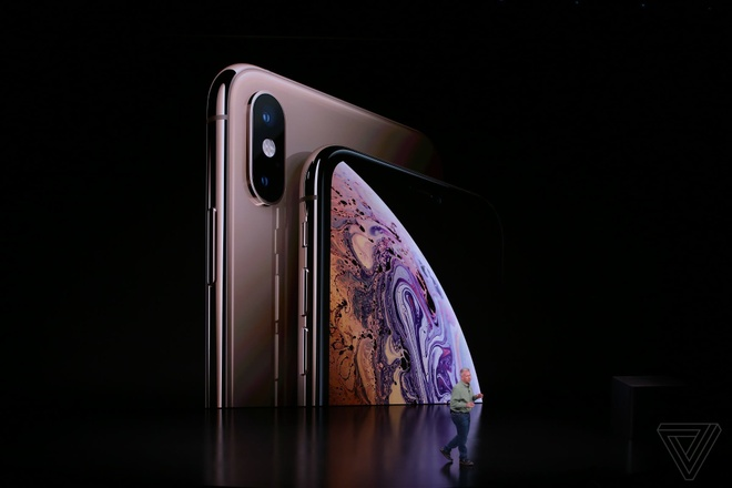 iPhone XS, XS Max, XR ra mat: Camera va pin tot hon, co ban 2 SIM hinh anh 31