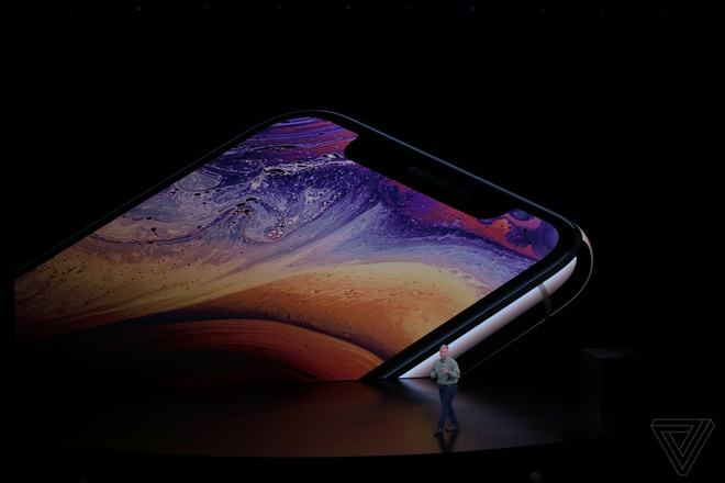 iPhone XS, XS Max, XR ra mat: Camera va pin tot hon, co ban 2 SIM hinh anh 30