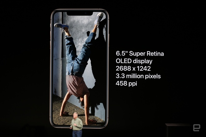 iPhone XS, XS Max, XR ra mat: Camera va pin tot hon, co ban 2 SIM hinh anh 29