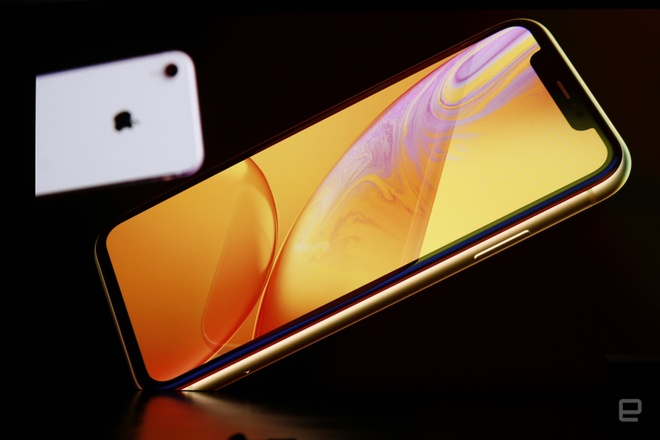iPhone XS, XS Max, XR ra mat: Camera va pin tot hon, co ban 2 SIM hinh anh 42
