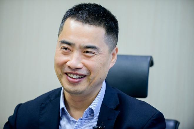 CEO Huawei Viet Nam: 'San pham cung cap tai Viet Nam dang tin cay' hinh anh