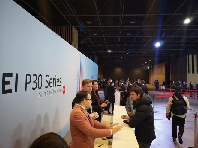 Huawei ra mat P30 Pro anh 1