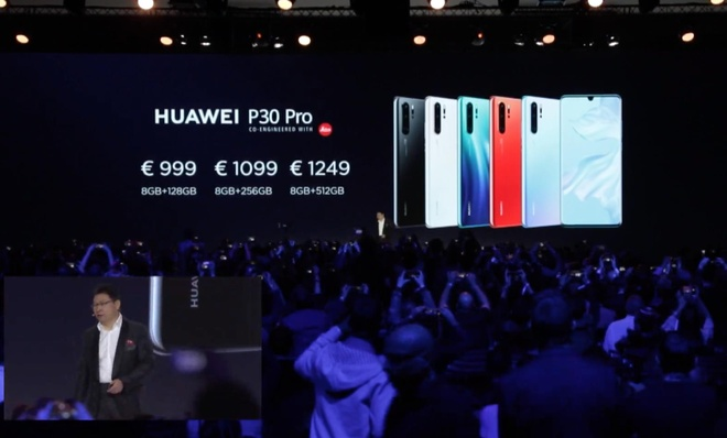 Huawei ra mat P30 Pro anh 25