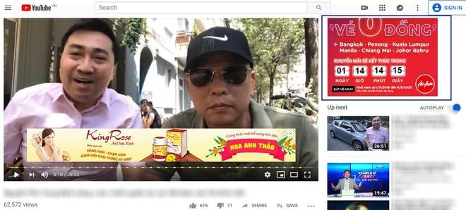 Them 40 doanh nghiep o VN quang cao tren video YouTube xau doc hinh anh 1