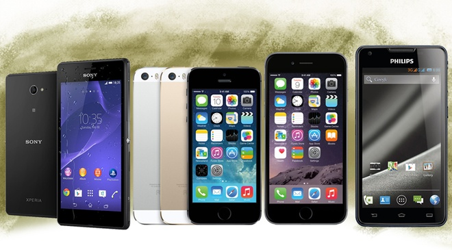 Binh chon top 10 smartphone tot nhat thang 9 hinh anh