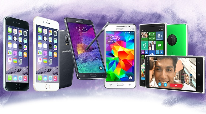 Binh chon top 10 smartphone tot nhat thang 10 hinh anh