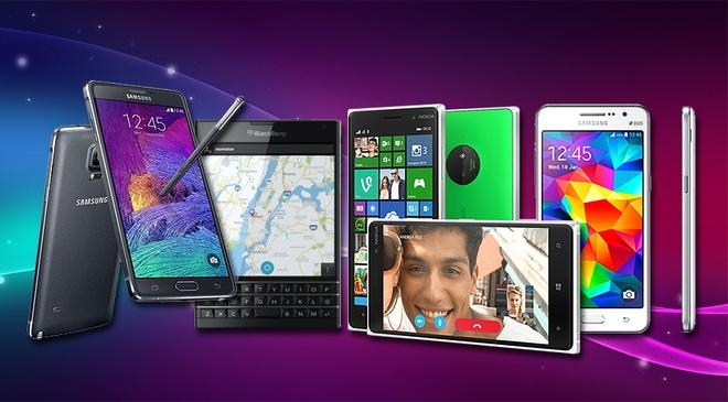 Binh chon top 10 smartphone tot nhat thang 11 hinh anh