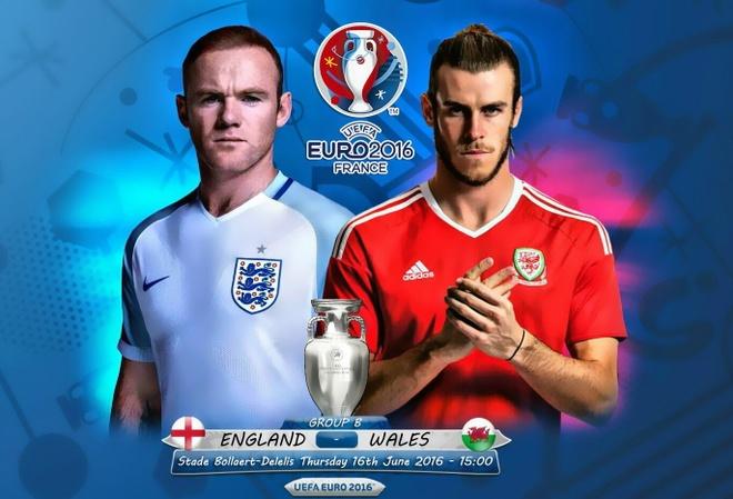 Lich thi dau Euro 2016 va doi hinh - Tuyen Anh hinh anh