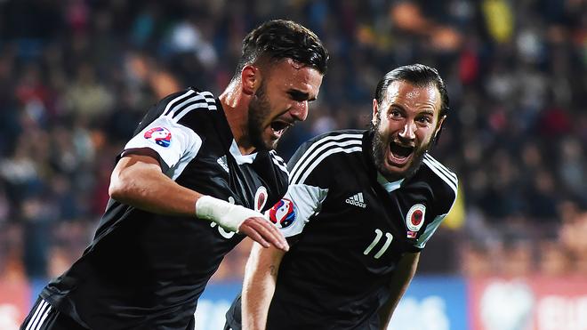 Lich thi dau Euro 2016 va doi hinh - Tuyen Albania hinh anh