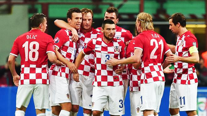 Lich thi dau Euro 2016 - Tuyen Croatia hinh anh