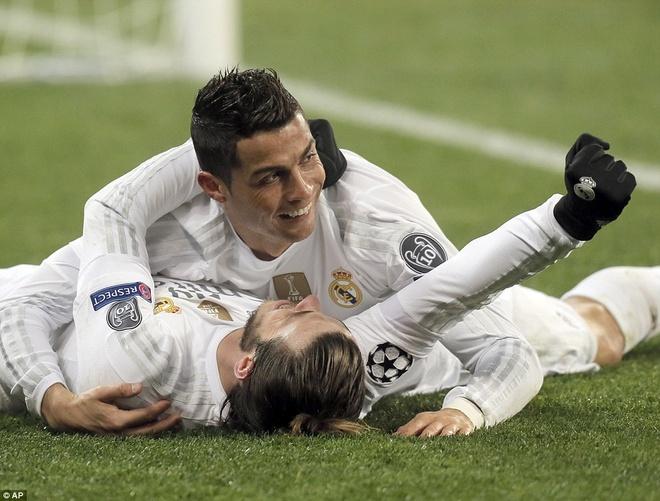 Real Madrid va hat mam hoi sinh hinh anh