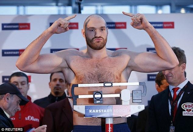 Wladimir Klitschko thu hung Tyson Fury: Ket thuc mot tro he? hinh anh 3