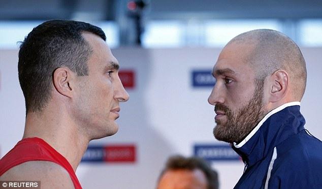 Wladimir Klitschko thu hung Tyson Fury: Ket thuc mot tro he? hinh anh 1