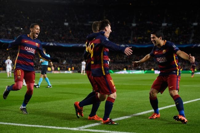 Voi Messi tro lai, Barcelona se thong tri ca bau troi? hinh anh 1