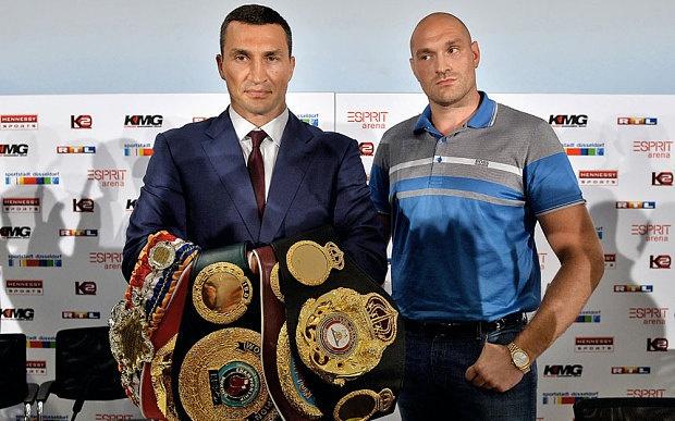 Wladimir Klitschko thu hung Tyson Fury: Ket thuc mot tro he? hinh anh 4