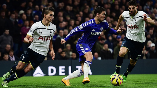 Tottenham gap Chelsea: Hoi sinh tu chieu cua Muhammad Ali hinh anh 2 Khu trung tuyến ở White Hart Lane sẽ rất khốc liệt. Ảnh: Getty Images.