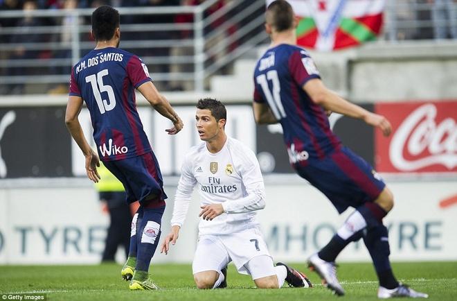 Ronaldo se bi loai bo neu khong thay doi hinh anh