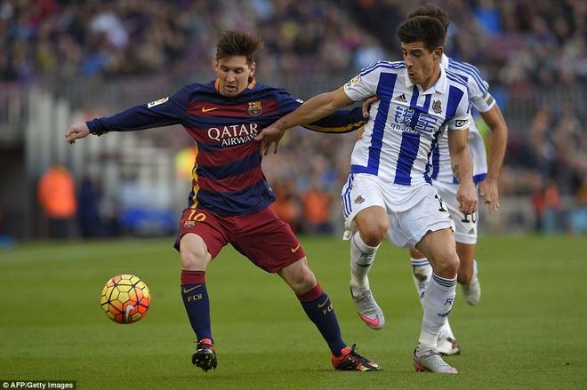 Khi su vi dai cua Messi can ngoai le hinh anh