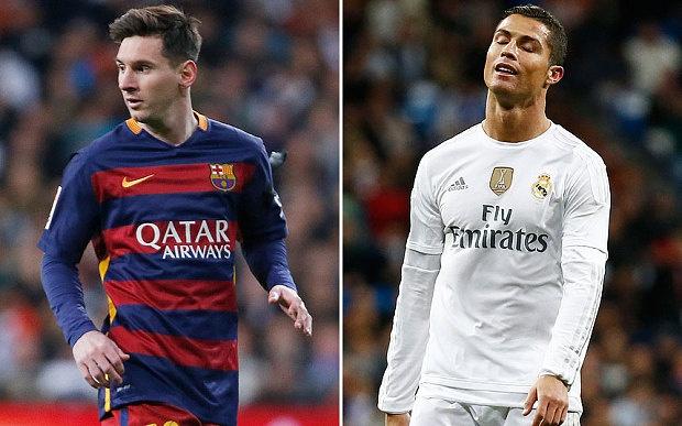 Phai chang the gioi dang chong lai Ronaldo? hinh anh 3 Ronaldo đang lép vế so với Messi. Ảnh: Getty Images.