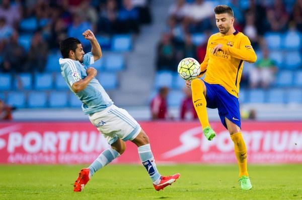 Got chan Achilles cua ga 'khong lo' Barcelona hinh anh 1 Để hạ Barcelona, các cầu thủ cần liên tục gây sức ép từ chính phần sân nhà ĐKVĐ. Ảnh: Getty Images.