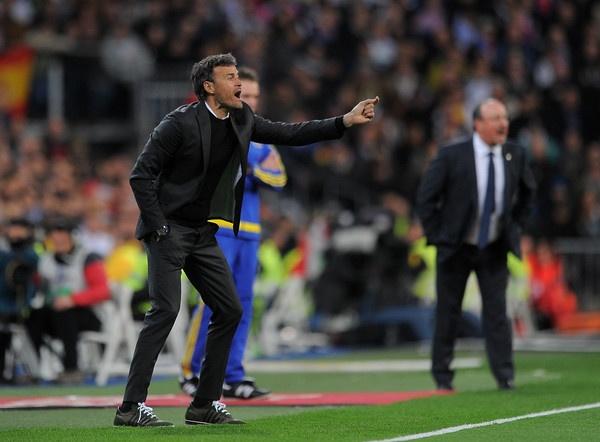 Got chan Achilles cua ga 'khong lo' Barcelona hinh anh 3 Luis Enrique thừa nhận gặp nhiều khó khăn mỗi khi chạm trán các đối thủ có lối chơi phòng ngự tiêu cực. Ảnh: Getty Images.